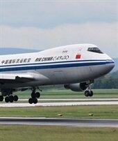 İnternetten uçak satışı yapıldı