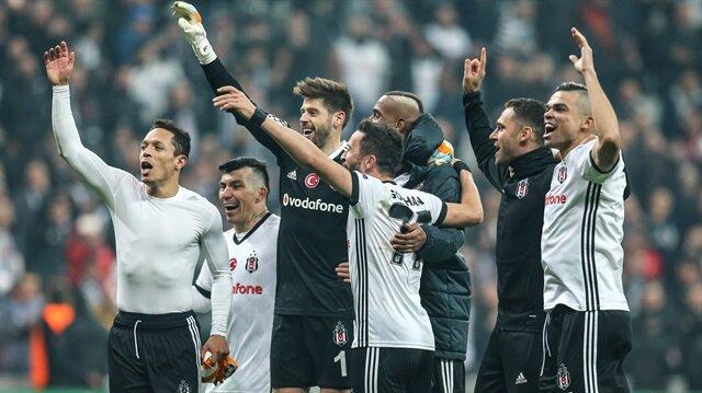 Avrupa basını<br>Beşiktaş'ı yazdı
