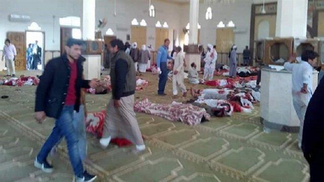 Mısır'da cuma çıkışı katliam!