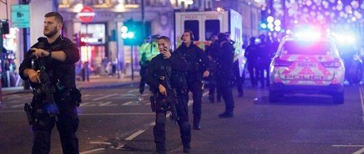 Londra'da alarm