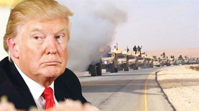 ABD'nin terör projesi çöküyor