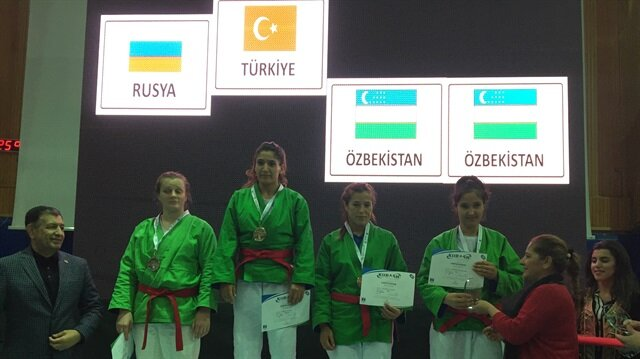 تركيا تحرز ذهبية وفضية في بطولة العالم لـ