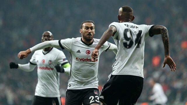 Beşiktaş'a zorlu rakipler