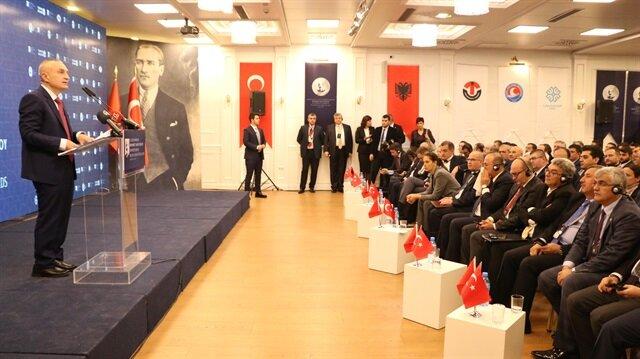 رئيس ألبانيا: ممتنّون للدعم التركي لبلادنا