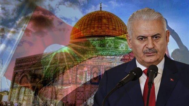يلدريم: أي اعتراف أمريكي بالقدس عاصمة لإسرائيل غير قانوني