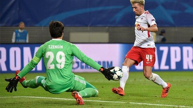 Leipzig-Beşiktaş: 1-2