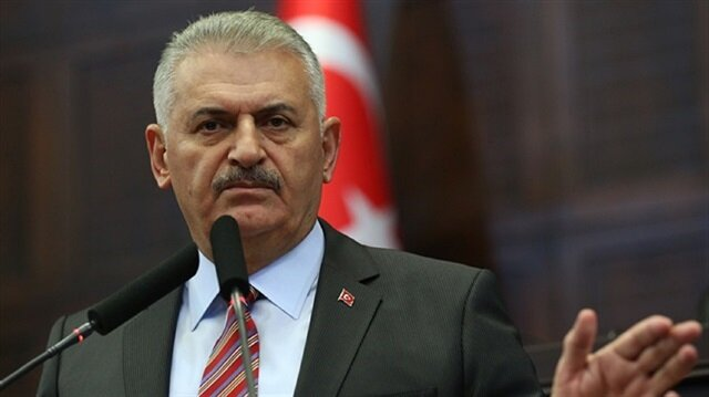 Turkish Prime Minister Binali Yıldırım