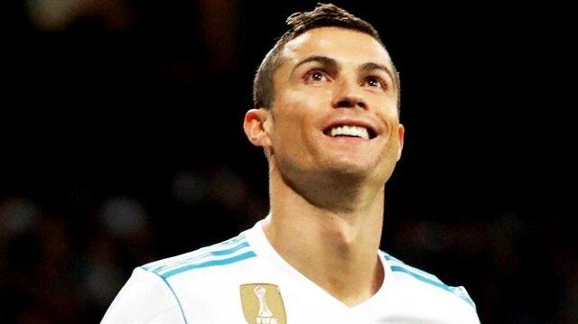 2017 Ballon d'Or'un sahibi Ronaldo oldu!