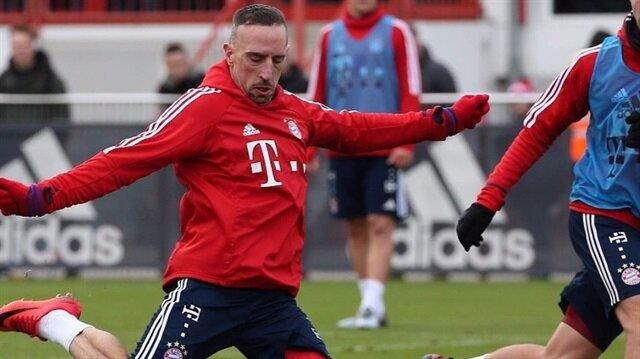 Eski menajeri<br>Ribery'e dava açtı