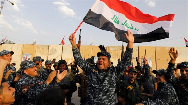 Iraq holds military parade celebrating victory over Daesh