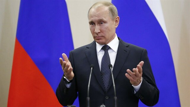 Putin orders start of Russian withdrawal from Syria