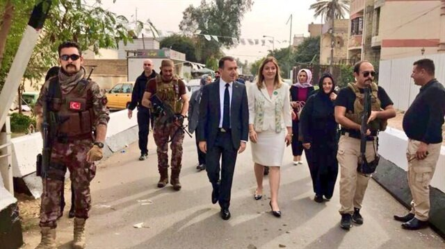 Turkey's ambassador to Baghdad wins hearts and minds