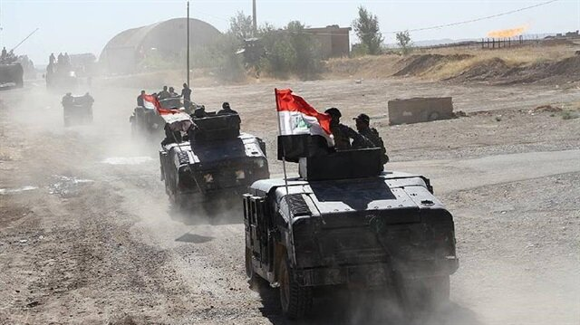 Daesh terrorists surrender to Iraqi forces near Mosul
