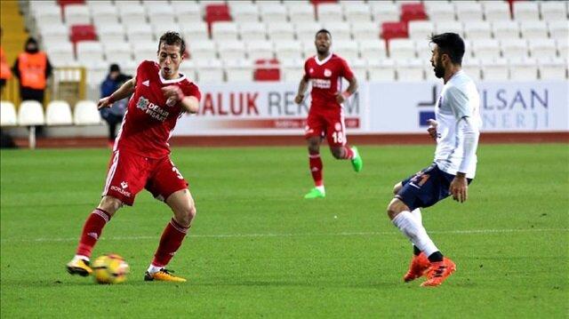 Sivasspor dethrone Başakşehir in Super Lig