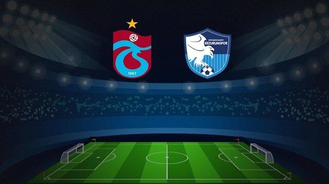 Trabzonspor-BB Erzurumspor