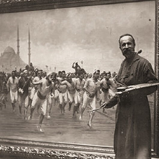 Bir ressamın gözünden Osmanlı'yı okumak