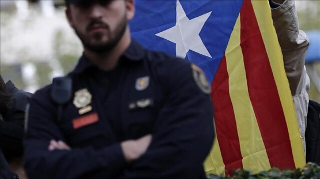 Spain seizes art from Catalan museum amid protests