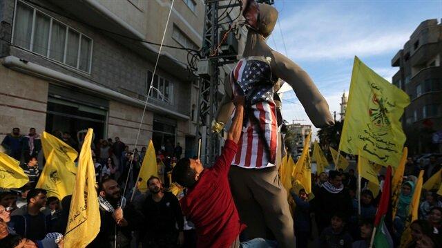 Gaza plans million-man demo against 'Trump Declaration'