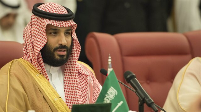 Israel invites Saudi's crown prince for official visit