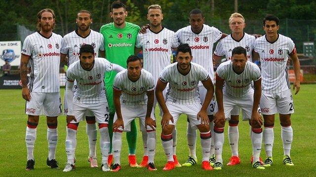 Beşiktaş'tan kiraladıkları futbolcuyu geri gönderdiler