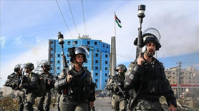 At least 140 Palestinians injured in West Bank clashes