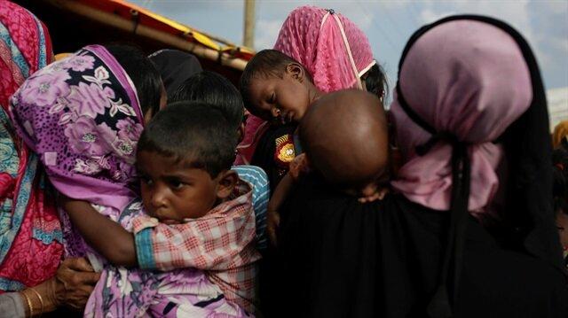 Turkish MP calls for sensitivity towards Rohingya issue