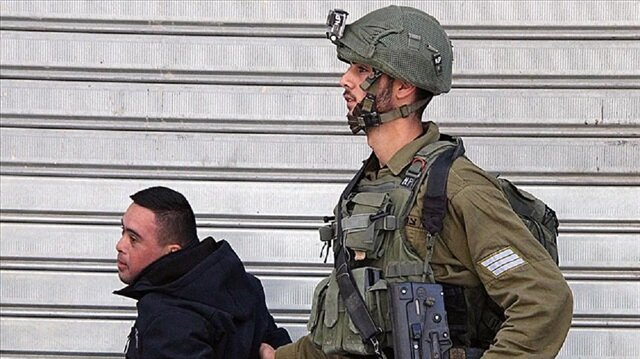 Palestinian with Down syndrome abused by Israeli troops