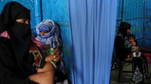 At least 6,700 Rohingya killed in 'horrific' Myanmar violence, charity says