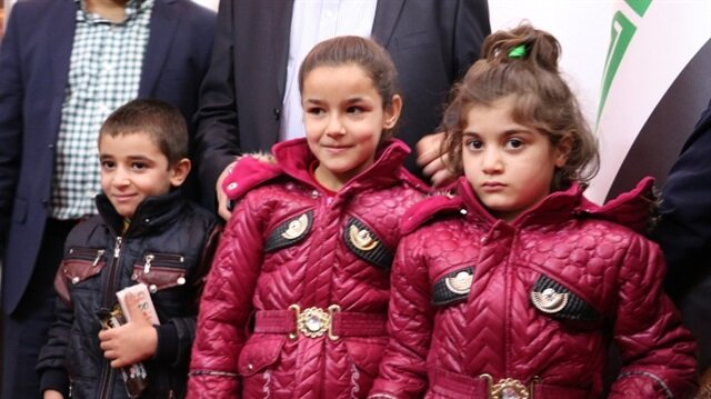 3 Ezidi children kidnapped by Daesh reach Turkey