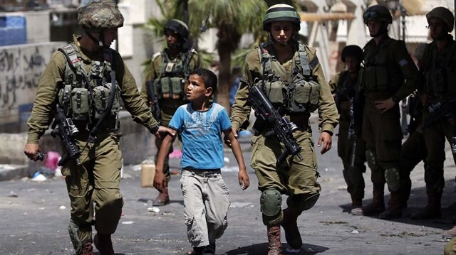Palestinian minors suffer 'detention, abuse' by Israel