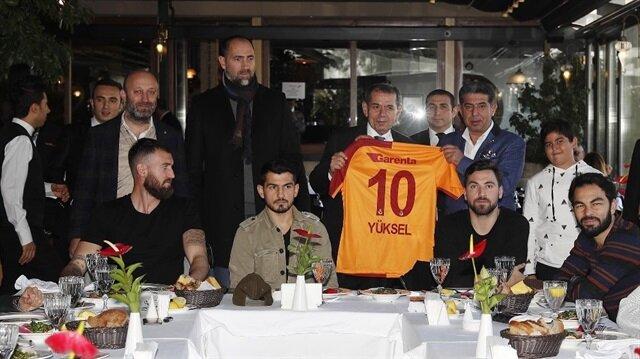 Dursun Özbek: Ocak ayında transfer yapacağız
