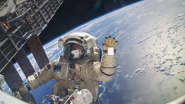 Three-man crew returns from space station: NASA