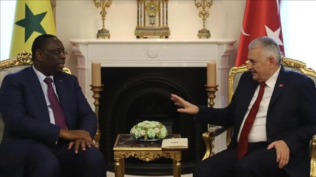 Turkey, Senegal agree to enhance bilateral relations