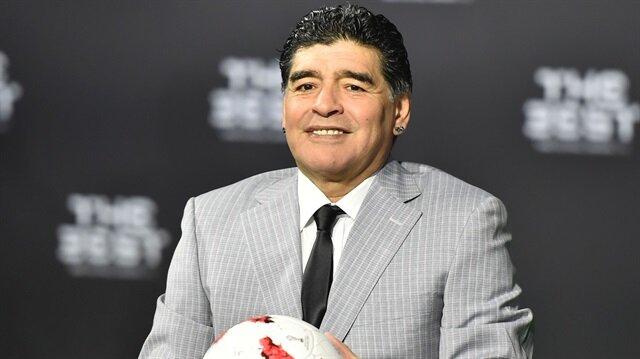 Maradona'dan Real Madrid'e transfer tavsiyesi