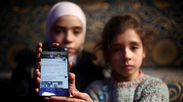 Syrian sisters become voice of E. Ghouta on Twitter