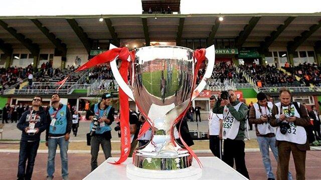 Türkiye Kupası son 16 turunda eşleşmeler belli oldu