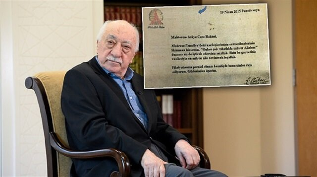 Evidence of Gülen ordering release of 63 FETÖ suspects emerges