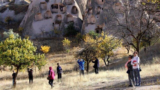 Turkey attracted 30M tourists in 1st 11 months of 2017