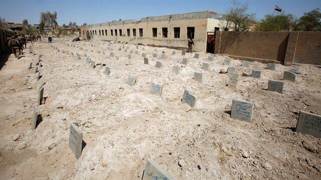 2 Ezidi mass graves uncovered in northern Iraq: Mayor