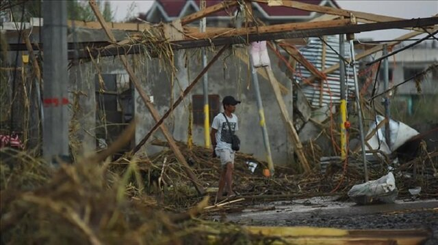 Philippines: Tropical storm death toll rises to 14