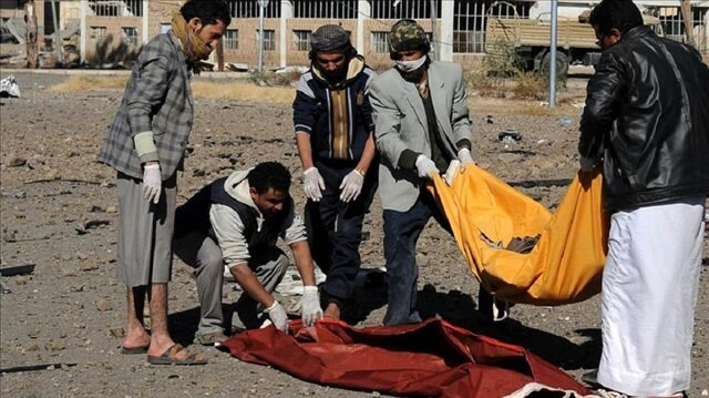 Saudi-led raids kill 15 Houthis in southern Yemen