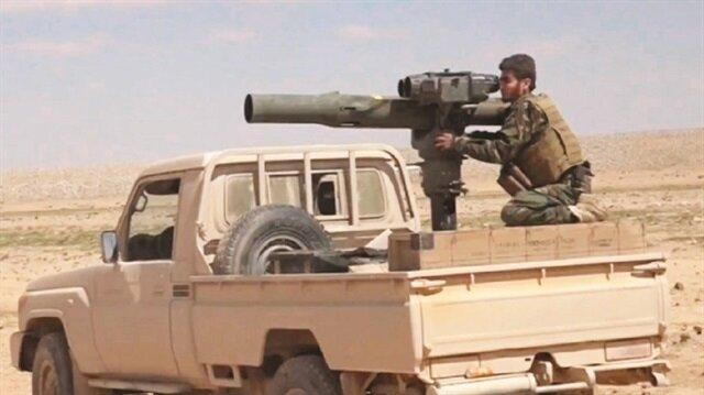 US sends anti-tank TOW missiles to PKK terrorists in Afrin
