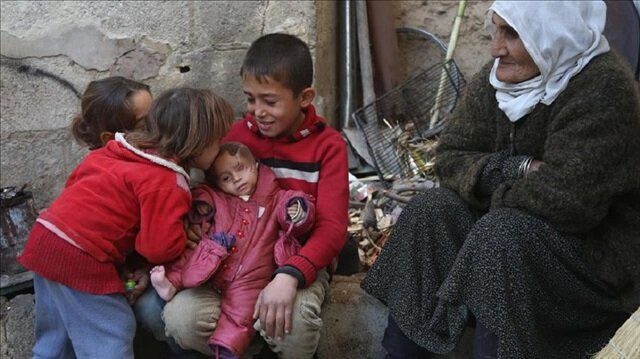 Civilians live a 'nightmare' in Syria's Eastern Ghouta
