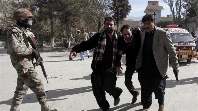 Daesh claims Pakistan church attack