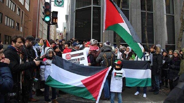 Pakistan: Thousands protest US Jerusalem move