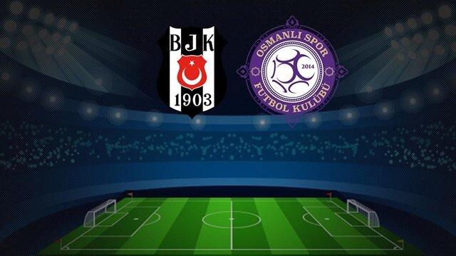 Beşiktaş-Osmanlıspor