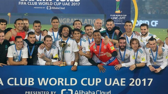 Football: Real Madrid defeat Gremio, win Club World Cup