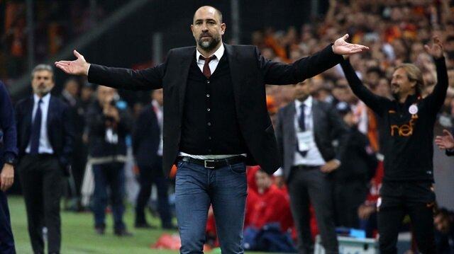 Galatasaray'ın sitesinde teknik kadroya ulaşılamıyor