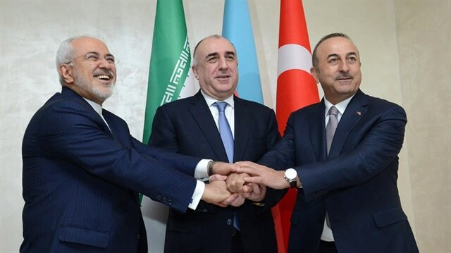 Turkish, Iranian, Azerbaijani Foreign Ministers To Meet In Baku