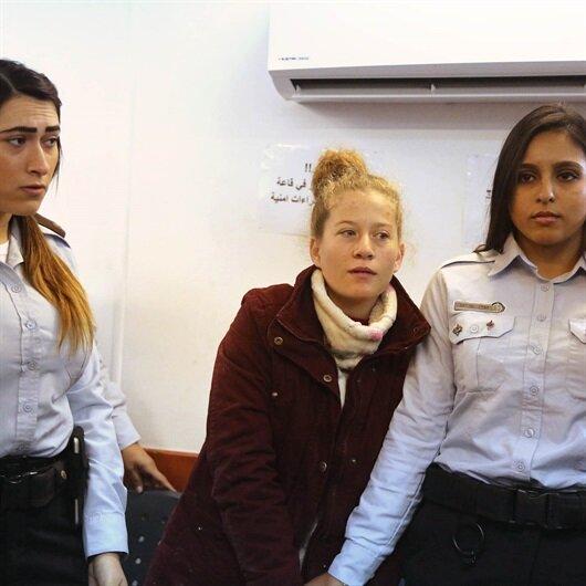 Filistin'in cesur kızının Twitter hesabı kapatıldı